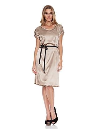 Monoplaza Vestido Corry (Marrón)