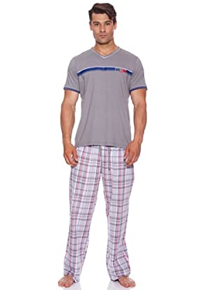 Basket Pijama Crob.CPico Estampado (Verde)