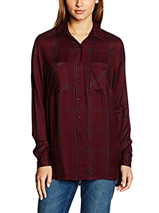 New Look Women's Urban Grid Shirt