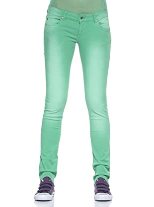 Zu Element Pantalón Rainbow (Verde)