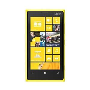 Nokia Lumia 920 (Yellow)