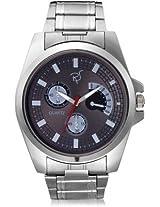 Rico Sordi Men stainless steel watch_RSM1