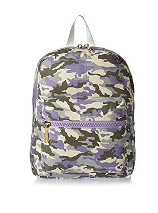 Nila Anthony Women's Camo Backpack, Purple Camo