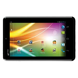 Micromax Funbook P600 Tablet (7 inch,2GB,Wi-Fi+3G+Voice Calling), Black