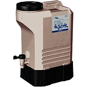 アルカリイオン水で今日も元気!「元気の水」元気の水 12Lタンクタイプ