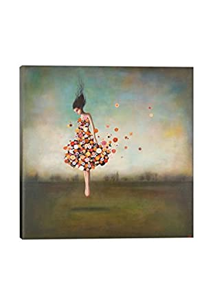 Duy Huynh Boundlessness In Bloom Canvas Print