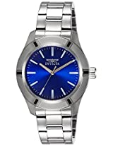Invicta Analog Blue Dial Men's Watch - 17895