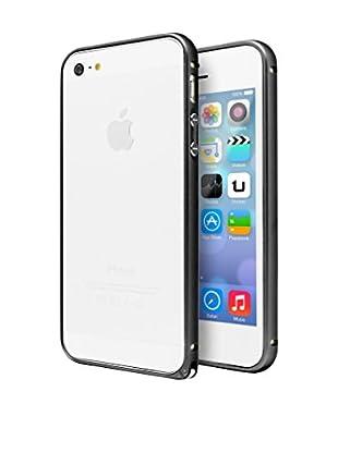 Unotec Bumper Pro Aluminio iPhone 5 Negro