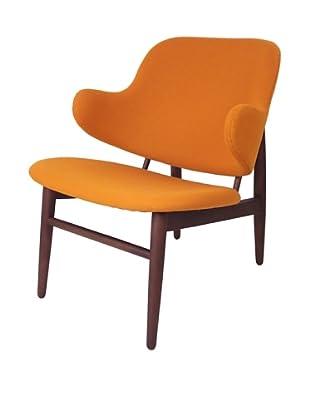 Control Brand Cosgrove Lounge Chair, Orange