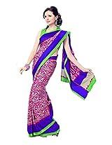 Fancy Sarees-Multi-Coloured-SSM5427-Art Silk Georgette