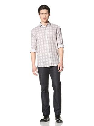 Scott James Men's Landon Shirt (Brown)