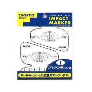 【クリックで詳細表示】Amazon.co.jp | ダイヤ(DAIYA) インパクトマーカー ライ角 AS-425 | スポーツ&アウトドア 通販
