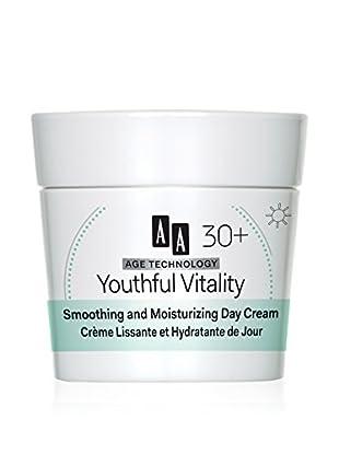 AA Cosmetics Tagescreme Age Technology Youthful Vitality 30+ 50 ml, Preis/100 ml: 25.9 EUR
