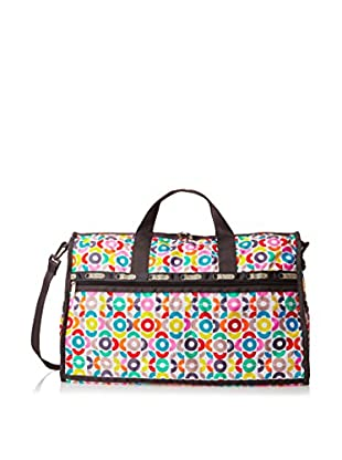 LeSportsac Women's Large Weekender Duffle Bag, Key Largo