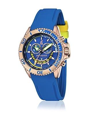 Spinnaker Uhr Amalfi blau 46 mm