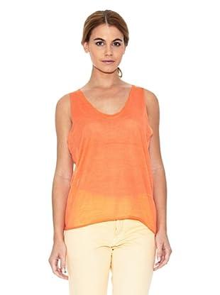 American Vintage Camiseta  Valle (Naranja)