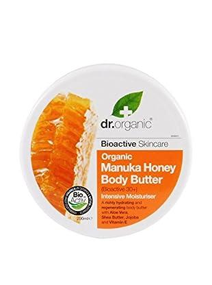 Dr Organic Burro Corpo Manuka Honey 200 ml