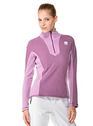 Sportful Sudadera Crosscountry St. Moritz (Lila)