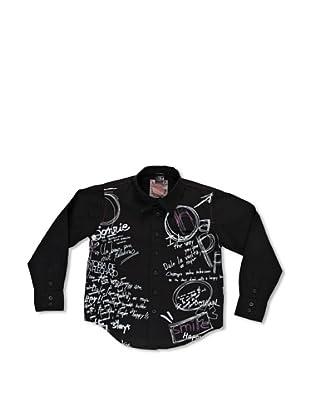 Desigual Camisa Gohan (Negro)