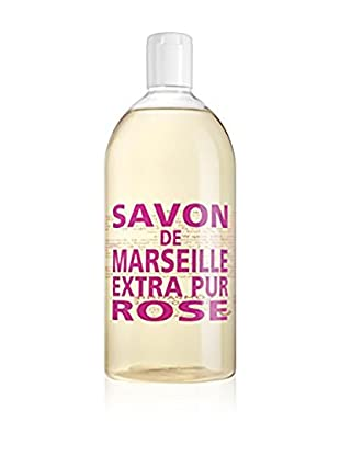 Compagnie de Provence Flüssigseife Recharge Extra Pur Rose 1000 ml, Preis/100 ml: 1.5 EUR