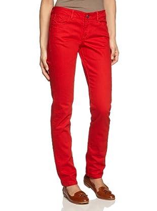 Mexx Metropolitan Pantalón Maureen (Rojo)