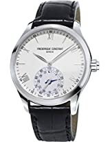 Frederique Constant Analog White Dial Men Watch - FC-285S5B6