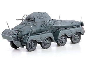 1/72 WW.II ドイツ軍 Sd.Kfz231 8輪重装甲車 東部戦線 1943