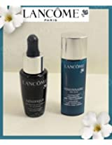 NEW Lancome GENIFIQUE 8ml + VISIONNAIRE 7ml Skin Correcting Anti-Aging SERUM