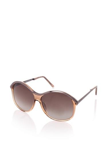 Gianfranco Ferrè Women's GF951-03 Sunglasses, Brown/Bronze