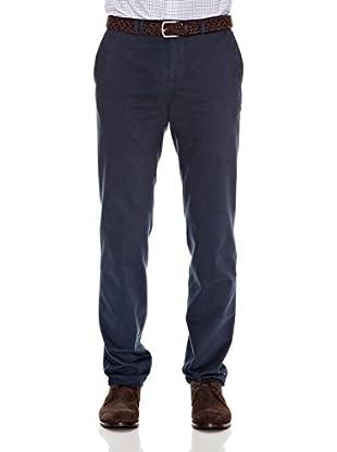 Cortefiel Pantalón Tailor (Azul)