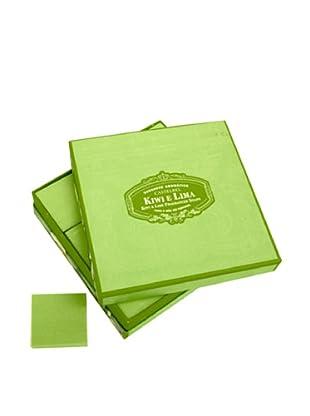 Castelbel Ambiante Kiwi & Lime Guest Soap Set