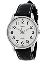 Casio Enticer Analog White Dial Men's Watch - MTP-1303L-7BVDF (A497)