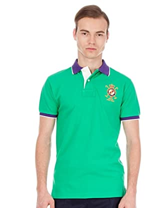 Hackett Polo Casual (Verde)