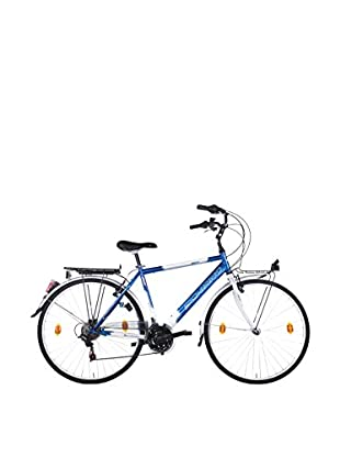 Schiano Fahrrad 28 Freetime 18VShimano weiß/blau