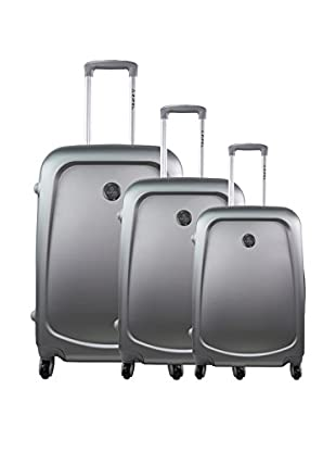 zifel Set de 3 trolleys rígidos 005-W