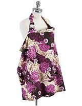 Bebe Au Lait Nursing Cover - Cotton - Papillon