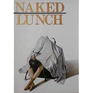 裸のランチの画像