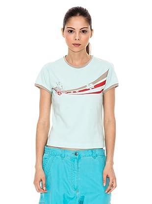Iguana T-Shirt Avenal (Hellblau)