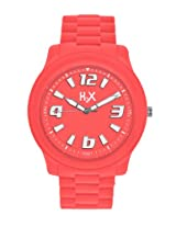 H2X Splash Analog Pink Dial Unisex watch - SO381XO2