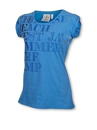 Chiemsee Camiseta Lary (Azul)