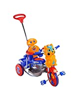 Mee Mee Baby Tricycle, Blue/Yellow
