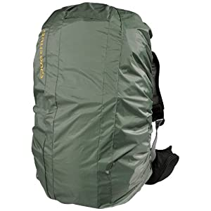 Quechua 914456 Rain Cover for 35-50 Liter backpacks(color may vary)