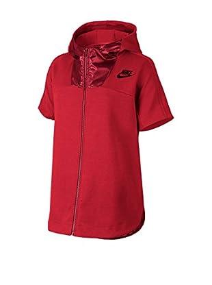 Nike Kapuzensweatshirt W Nsw Av15 Hoodie Flc