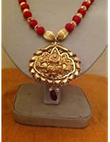 Necklaces - Excellent kundan traditional antique temple jewellery