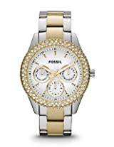 Fossil Designer ES2944 Analogue Watch - For Women