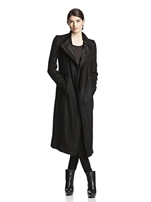 Rick Owens Women's Eileen Coat (Black)