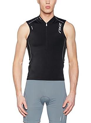 2XU Camiseta sin mangas Endurance Triathlon