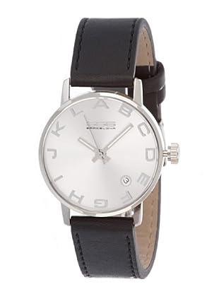 666 Barcelona  Reloj Alphabet Lady Leather