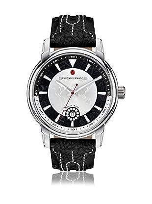 Chrono Diamond Reloj con movimiento cuarzo suizo Man 10800Cr Nereus 43 mm