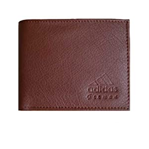 Adidas Brown Mens Wallet